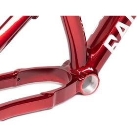 "Radio Bikes GRIFFIN PRO 26"" Frame translucent red"